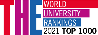 Logo World University Rankings 2021 - Top 1000